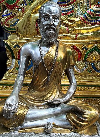 """Traditionelle Thai Massage - der Lehrmeister """"Vater der Medizin"""""""