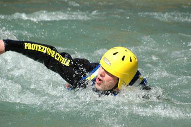 Nuoto di Soccorso - Fiume Noce Bianco Trentino A.A.