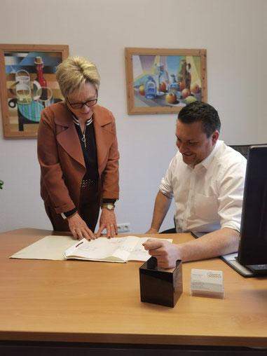 Rosita Diedrich und René Diedrich
