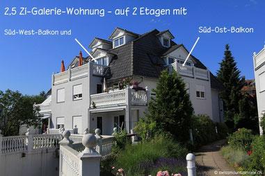 FeWo Schlosssee - Salem DE