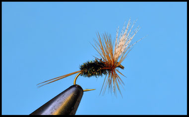 massimiliano mattioli, flyfishing, fly tying, orange otter, infallible, john storey