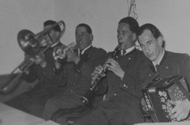 Wöltinger Schrammel, Mitglieder aus der Dorfmusik Wölting
