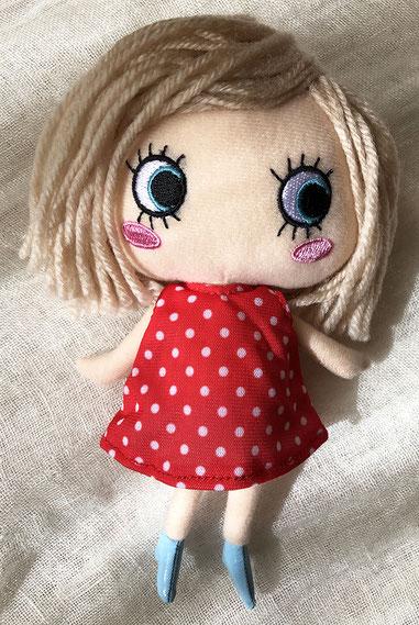 イルメール・エーマリーイーマリーハッピードール人形買いました。イルラー