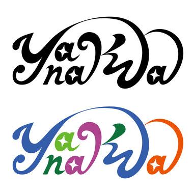 ヤナカ様ロゴデザイン作成、踊りそうなロゴマーク制作、ダンス、rogo