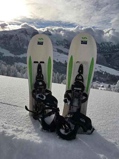 Crossblades, Testbericht, Marcel Schiegg, Wintersport, Blog, Blogger, Dörig Sport, Appenzell, Weissbad
