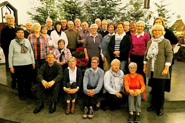 Singkreis St. Marien - JHV 2018 - Foto: Thomas Hessel