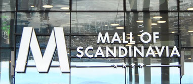 Mall of Scandinavia Stockholm