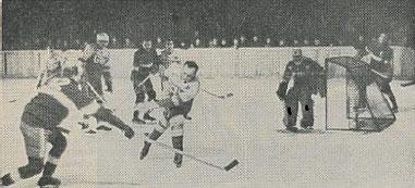 GAK vs. ATSE Graz im Jahr 1961