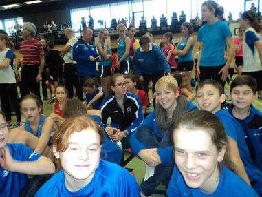 Walldorf 2015...tolle Ergebnisse...glückliche Sportler...;-)