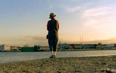 """Film-Still aus dem Film """"Kobe"""" von Rainer Komers"""