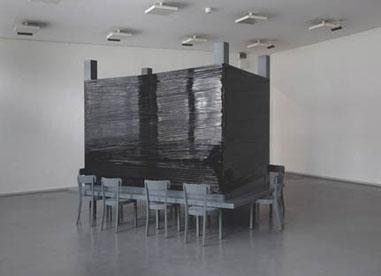 Installation von Thomas Klegin