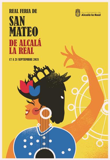 Fiestas en Alcala la Real Feria