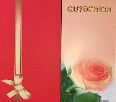 Restaurant Geschenk Gutschein für Jasmin in Singen