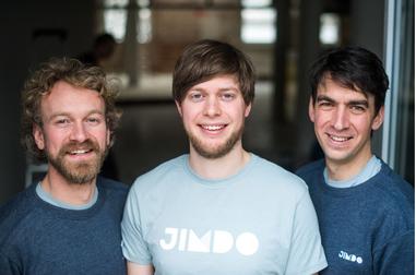 Основатели Джимдо Matthias Henze, Christian Springub, Fridtjof Detzner