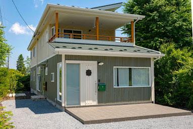 軽井沢 シェアハウス 女性専用 賃貸 アパート 一人暮らし ショッピングセンター