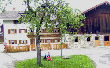 Der Alpaka-Hof in Standkirchen bei Weyarn