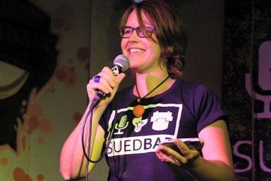 Katharina Guleikoff Suedbar Poetry Slam Wilhelmshaven