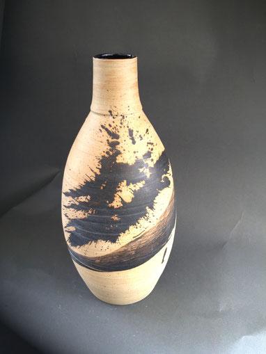 Vase Grès  H23 cm