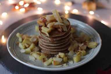 Ingwer-Pancakes