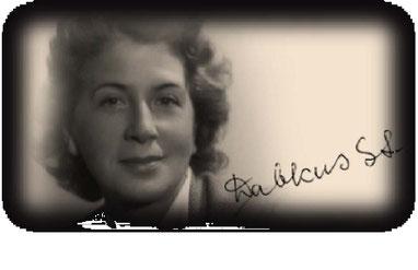 世界初のハーバルピーリングの開発者、Mrs.Dabkus