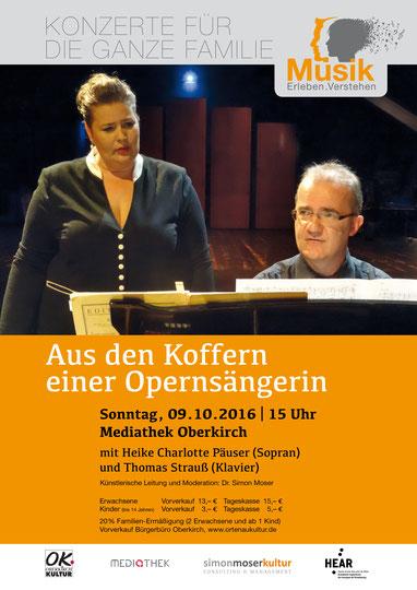 Musik erleben. Verstehen. mit Heike Charlotte Päuser und Thomas Strauß