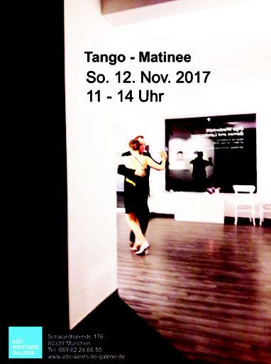 Tango-Matinee! - ABC Westside Galerie