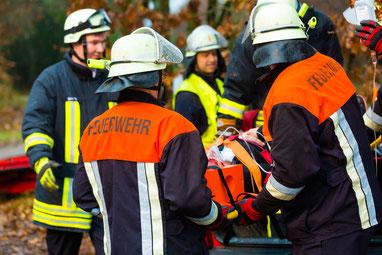Reanimation Feuerwehr