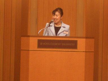 事業体験報告:小林良子レクチャラー