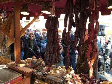колбасы, хамоны, эксурсии для гурманов по Каталонии
