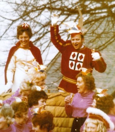 1974 Prinz Herbert Voß I. Prinzessin Berni Harnacke I.