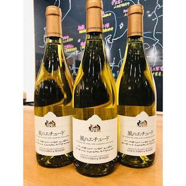 風のエチュード 日本ワイン 地酒
