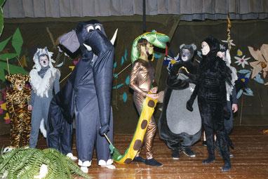 Das Dschungelbuch, Kindertheater Floh, theaterworks