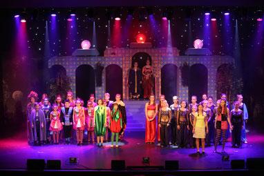 Amapolis, Kindertheater Floh, theaterworks