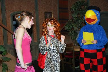 Hotel Globi, Kindertheater Floh, theaterworks