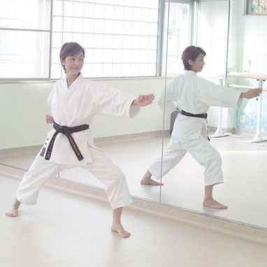 空手ストレッチ 今井敦子 karate stretch imai atsuko schedule