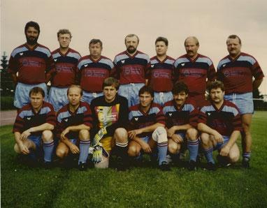 AH-Mannschaft aus der Gründerzeit