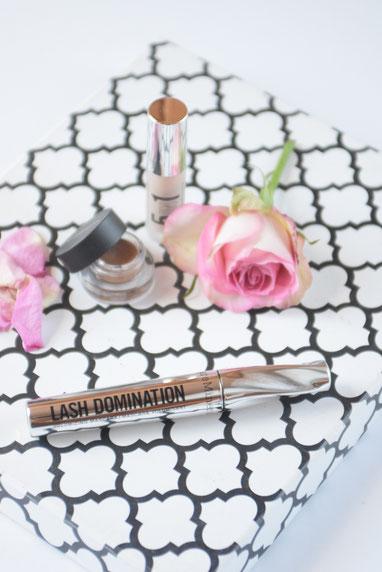 Ein so einfaches und natürliches Tagesmake-up mit dem Mineral Make-up von Bareminerals.