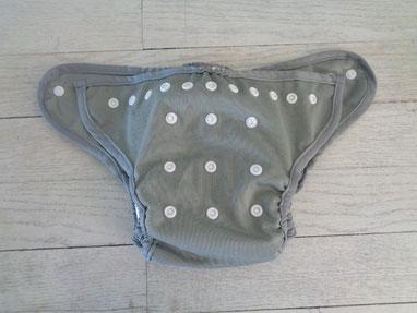 culotte de protection imperméable lookidz pour couche lavable te2