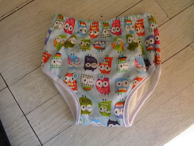 couche lavable enfant culotte
