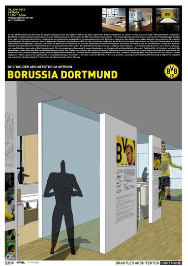 tag der architektur dortmund 2013 drahtler architekten planungsgruppe bvb borussia dortmund