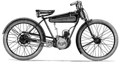 B.M.A MG 10 (bicyclette à moteur auxiliaire) Monet & Goyon