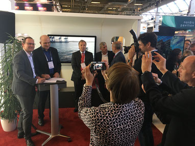 Ankündigung des Interesses der Schweizer Kandidatur für den ITS-Weltkongress 2024 und der strategischen Partnerschaft mit ITS Mobility (Veranstalter ITS-Weltkongress in Hamburg 2021).
