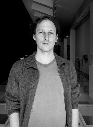 Der Schriftsteller Matthias Boosch