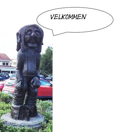 bienvenu en norvègien