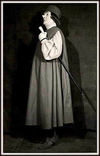 Gianni Schicchi - ruolo del titolo - Teatro Colón 1949