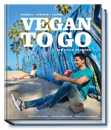 Attila Hildmann, vegan to go