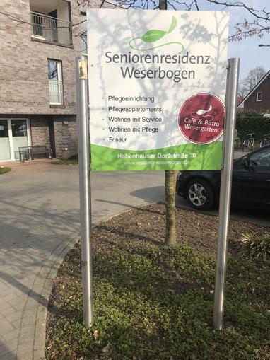 Pflegeeinrichtung und Pflegeappartments in Habenhausen