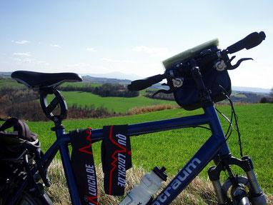 Hügelland um Castiglione