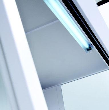 Labogene mikrobiologisch safety cabinet