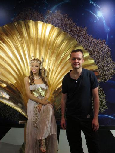 Markus hat die zarte Elfe gefunden: Kylie Minogue